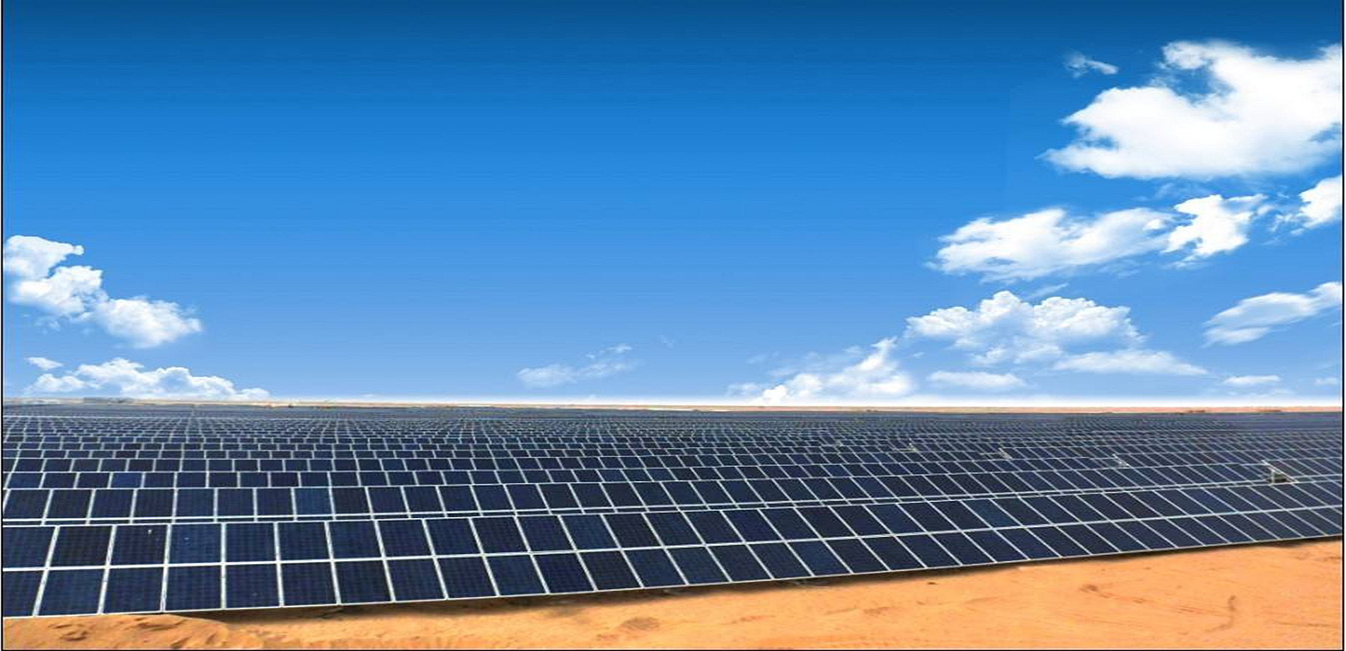 Large-Scale Ground PV Solution Supplier